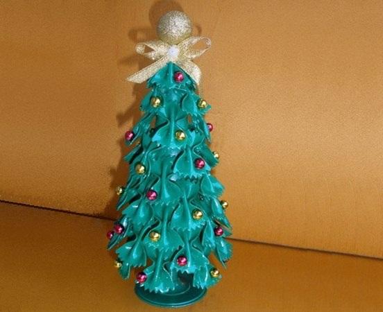 Какие елки можно сделать на новый год своими руками